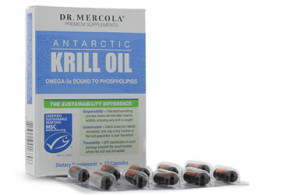 Échantillon Gratuit de l'huile de Krill du Dr Mercola