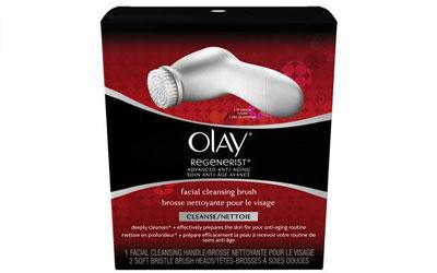 Échantillon, brosse nettoyante pour le visage Olay Regenerist