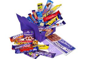Boîte au trésor Cadburry Gratuite
