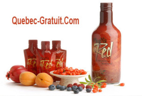 Jus Ningxia Red Gratuit