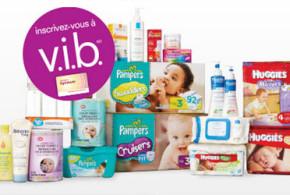 Pharmaprix, 150$ de cadeaux pour bébé