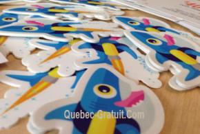 Stickers Gratuits de Digital Ocean