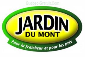 Circulaires Le Jardin Du Mont