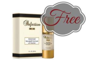 Echantillon gratuit de la crème Perfection HD 30