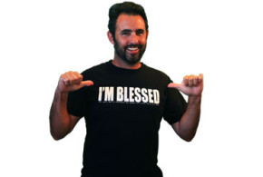 T-shirt I'm Blessed Gratuit