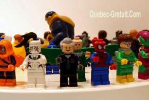 Figurines Lego Marvel Gratuites