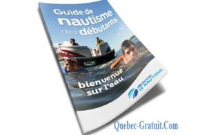 Guide Gratuit de nautisme des débutants