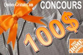 Home depot concours