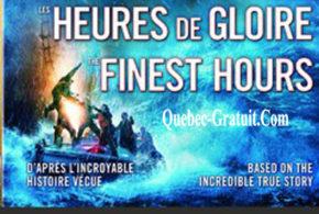Blu-ray du film Les heures de gloire