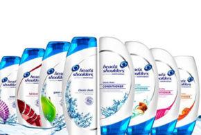 Shampoing et Conditioner Pantene Gratuits