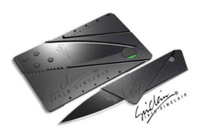 Couteau CardSharp Gratuit