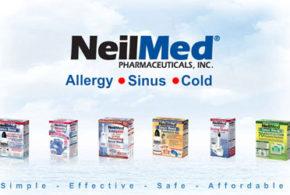 Kit gratuit de rinçage NeilMed