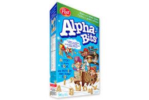Boîte d'Alpha Bits Gratuite