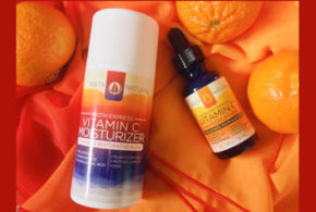 Echantillons gratuits, Nettoyant InstaNatural Vitamin C