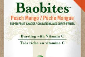 Échantillons gratuits de fruits séchés Baobites
