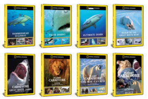 DVD et Brochures de National Geographic Gratuits