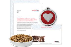 Nourriture Gratuite pour chatons Purina