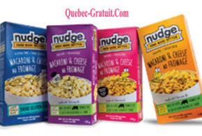 1 Nudge Macaroni & Cheese acheté = 1 gratuit