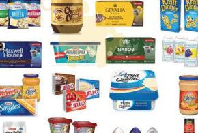 Coupons rabais pour les produits Kraft