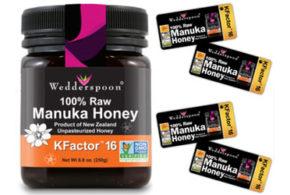 Miel de Manuka Honey Gratuit