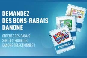 Nouveaux coupons rabais Danone disponibles