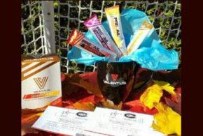 échantillons de boissons Valentus