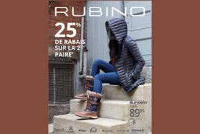 Concours gagnez une carte-cadeau Rubino Shoes de 250$