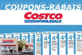 Coupons rabais Costco disponibles