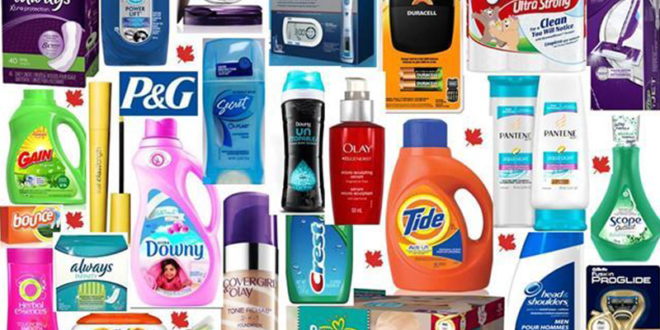 100$ de coupons rabais P&G