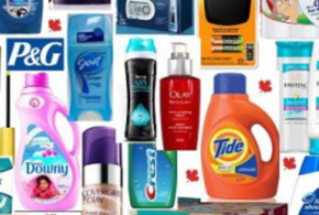 40 coupons imprimable P&G