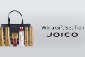 Concours gagnez un Ensemble cadeau Joico