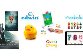 Concours gagnez un Ensemble de jeux éducatifs connectés pour enfants