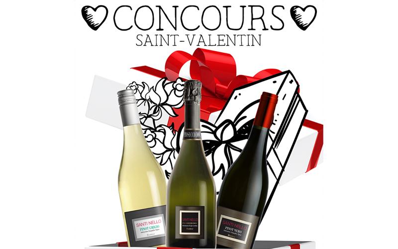 Concours gagnez un ensemble cadeau de saint valentin - Cadeau maison saint valentin ...