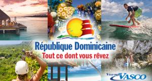 Concours gagnez un voyage en Republique Dominicaine