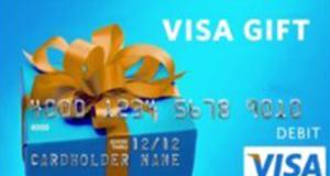 Concours gagnez une Carte cadeau Visa de 50$