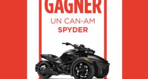 Concours gagnez une Motomarine, motoneige, véhicule...