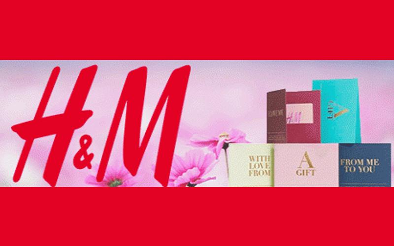 concours gagnez une carte cadeau h m de 100 chantillons gratuits concours coupons rabais. Black Bedroom Furniture Sets. Home Design Ideas