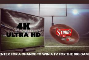 Concours gagnez une télévision Haier DEL 4K Ultra HD 55 pouces