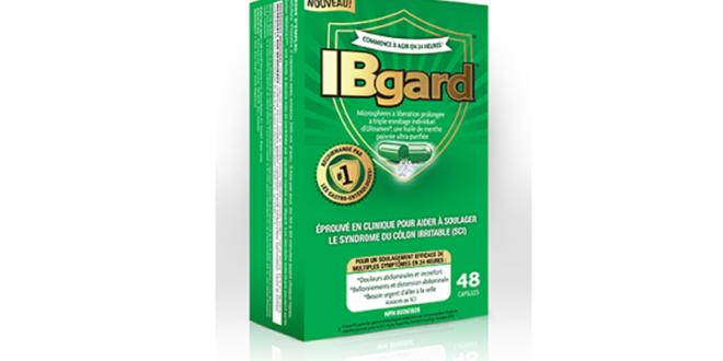 Coupon de 3$ à l'achat d'un produit IBgard
