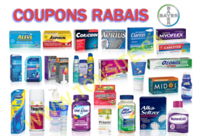 Coupons Rabais - Bayer - My Medicine Cabinet