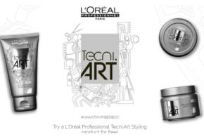 Produit Gratuit L'Oréal Professionnel Tecni Art