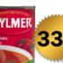 Soupe aux tomates Aylmer à 33¢
