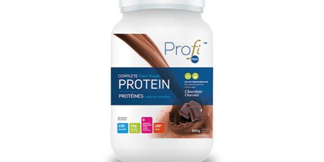 échantillon gratuits PROFI Pro Original et PROFI Pro Chocolate