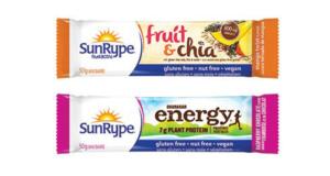 Achetez une barre SunRype et obtenez-en une gratuite