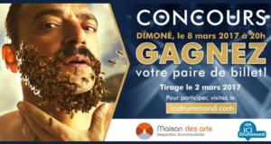 Concours gagnez des Billets pour le spectacle de Dimoné