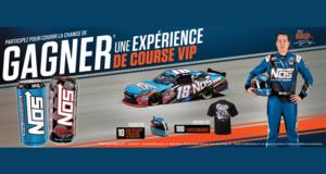 Concours gagnez un Voyage pour voir une course de NASCAR en 2017