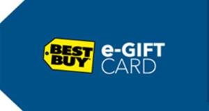 Concours gagnez une Carte-cadeau Best Buy de 200$