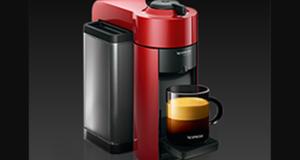 Concours gagnez une Machine Nespresso Vertuoline Evoluo Rouge