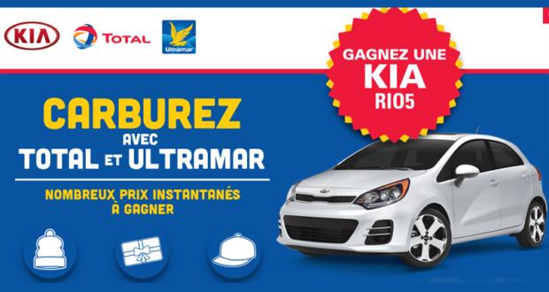 Concours gagnez une voiture Kia Rio neuve