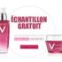 Echantillon gratuit de Routine Idéalia de Vichy